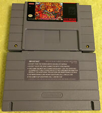Ganpuru: Gunman's Proof (English) SNES Super Nintendo Gunpole