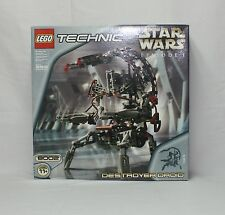 New Lego Star Wars Technic 8002 Destroyer Droid from 2000 SEALED