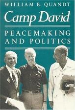 Camp David: Peacemaking and Politics-ExLibrary