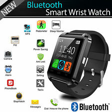 Neuf bluetooth smart watch phone mate pour android & ios-iphone samsung htc uk