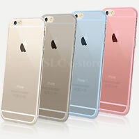 Ultra Thin Crystal Clear Soft Transparent Case Cover For Apple iPhone 6/ 6 Plus