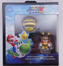 Super mario galaxy 2 bee mushroom and mario. Nintendo collectibles. Wii