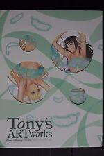 JAPAN Tony: Tony's Art Works from Shining World (Shining Series Art Book)