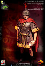 "Kaustic Plastic 1/6 Scale 12"" Ancient Rome Praetorian Guard Figure KP-08 LIMITED"