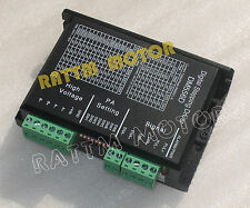 New DM556D Digital Stepper Motor Driver 24-50V 256 Microstep 5.6A for CNC Router