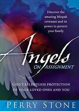 Angels On Assignment by Perry Stone