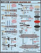 1/48 Furball F-14 Bombcat Weapons Set