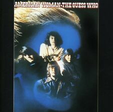 American Woman - Guess Who (2008, CD NEUF) Incl. Bonus Track