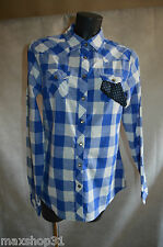 CHEMISE MAISON SCOTCH   TAILLE L/40 DRESS SHIRT/CAMICIA/CAMISA TBE