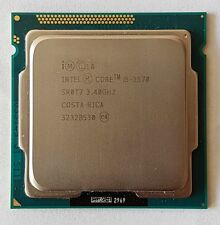 Intel Core i5 3570 Ivy Bridge Quad-Core 4x 3.4GHz (3.8GHz Turbo Boost) 1155 77W