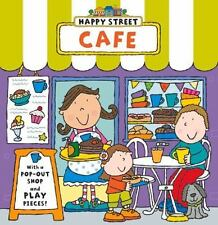 Happy Street: Cafe (2015, Board Book)