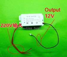 AC/DC 110V-240V 220V to DC 12V 1A Power Supply Adapter for 12V MP3 Decoder Board