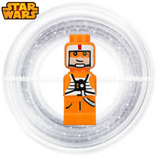 LEGO Star Wars Minifigure - Luke Skywalker Microfig ( Game : 3866 )