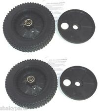 "Original 532193139 Craftsman 9"" Wheels Compatible With 180774 532155171 180504"