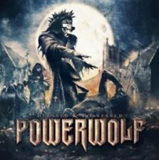 Blessed & Possessed POWERWOLF 2 CD SET ( FREE SHIPPING)