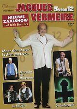 Jacques Vermeire : 5 voor 12 (DVD)