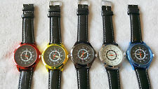 Job lot 20 pcs Mens Boys shiny quartz Watches new wholesale - lot S