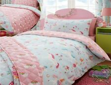 Children Single Quilt Duvet Covers & P/case Bedding Bed Sets Magical Unicorn