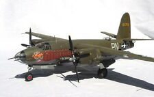 1/16 Scale WW II American Martin B-26 Marauder Plans, Templates and Instructions