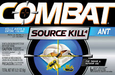 Combat Ant SOURCE KILL Bait Stations Kills Ants (6 Pack)