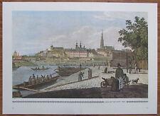 J. Alt ANSICHT VON WIEN 1820 Vienna Austria Österreich Kunstdruck art print