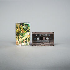 Fleet Foxes SELF TITLED Debut Album SUB POP New Smoke Colored Cassette Tape