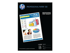 250 Sheets - HP Professional Glossy Laser Paper CG964A, A4, 120gsm  +free 24H