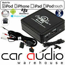 Seat Altea 2005 On Bluetooth Music Streaming Handsfree Car AUX In CTASTBT002