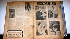 "1914 RUSSIA WWI RUSSIAN MAGAZINE ""SUN OF RUSSIA"" СОЛНЦЕ РОССИИ BOOK # 1"