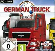 German truck simulator * allemand * EURO * * excellent état