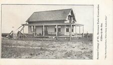 Early 1900's Summer Cottage of Mr. Stevenson in Clifton-by-the-Sea, NJ PC
