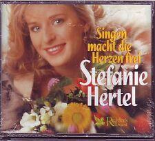 Stefanie Hertel - Singen macht die Herzen frei  -  Reader's Digest  4 CD Box OVP