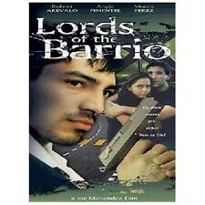 Lords of the Barrio (2002, DVD) - Brand New