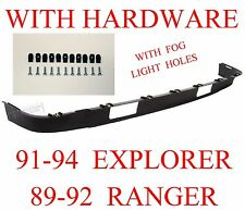 89 92 Ranger Lower Valance With Holes W Hardware 91 94Explorer FO1095148 Sport