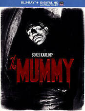 The Mummy (1932) (Blu-ray + DIGITAL HD with UltraViolet), New DVDs