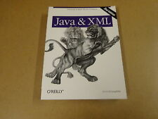 BOOK O'REILLY / JAVA & XML 2nd EDITION
