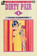 The Dirty Pair 1 : To Kill a Computer (Comic, 1994)