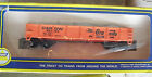 Vintage AHM HO Scale Rio Grande D&RGW Gondola Car with Load in Box 5431 N