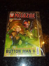 JUDGE DREDD THE MEGAZINE - Series 4 - No 5 - Date 12/2001 - UK Comic