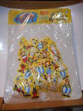 aimant asterix - obelix - dargaud - pilote - idefix  ancien 1978 old