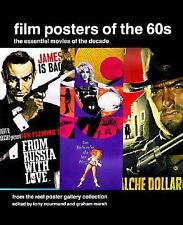 Film Posters of the 60s : The Essential Movies of the Decade (1998, Hardcover)