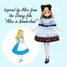 Tokyo Disney Resort Limited Fashion Doll Inspired by Alice in Wonderland