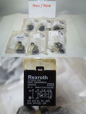 Tapón de válvula Bosch Rexroth VT-SSV-1-20 R900959635