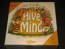 Hive Mind NEW SW bees Calliope Games family party boardgame Kickstarter