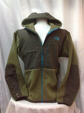 THE NORTH FACE DENALI FULL ZIP FLEECE JACKET OLIVE GREEN LARGE MENS NEW