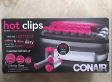 Conair Xtreme Instant Heat Multisized Hot Rollers, Pink chv26hcxr