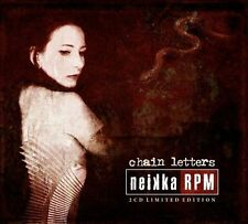 NEIKKA RPM-CHAIN LETTERS (LIMITED) CD NEW