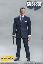 Black Box Toys Spectre British MI6 Secret Agent 007 1/6 FIGURE cool