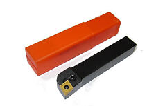 RDGTOOLS 16MM SHANK INDEXABLE TURNING TOOL (CNMG 09)  COMES WITH ONE TIP