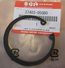 Genuine Suzuki LT-F250 LT-Z250 Final Drive Bevel Bearing Circlip 27403-05GB0